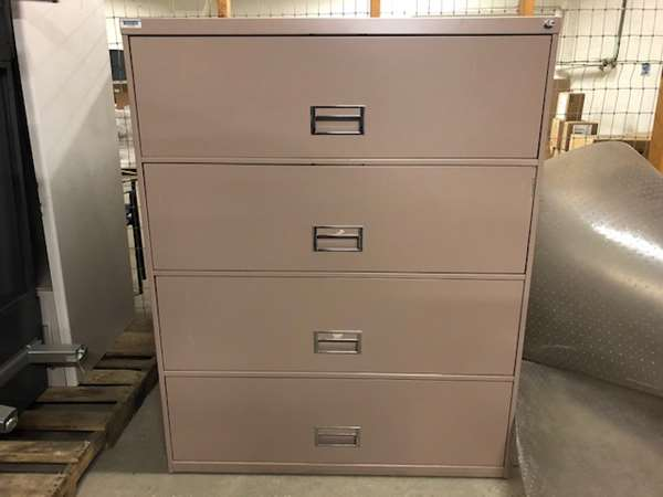 "Rose Horizontal Filing Cabinet 42"" x 53"" x 18"""